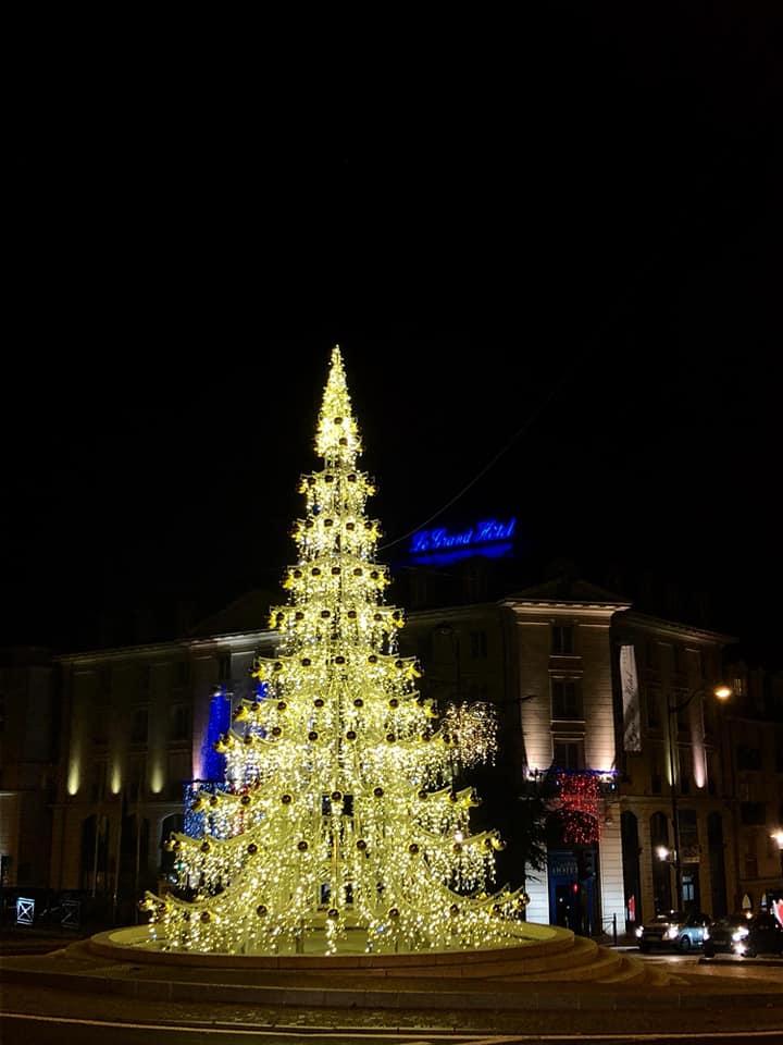 """""""Toutes les lumières de Noël"""""""