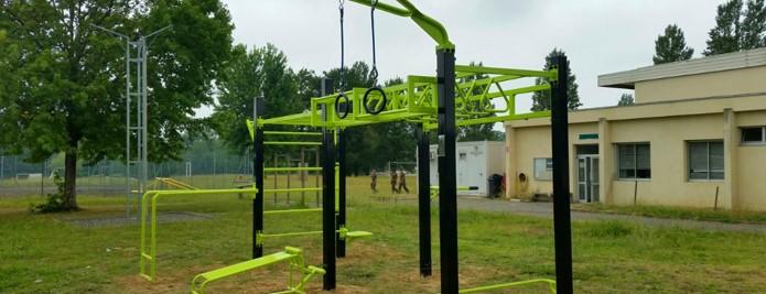 PROJET 1 : Création d'équipements sportifs en plein air accessibles à tous