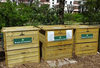 Collectif Zéro Déchet de Robinson : Passons tous au compost