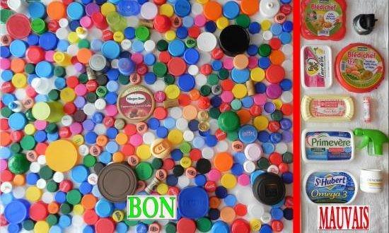 Bouchons en plastique : la grande affaire de Jean-Marc
