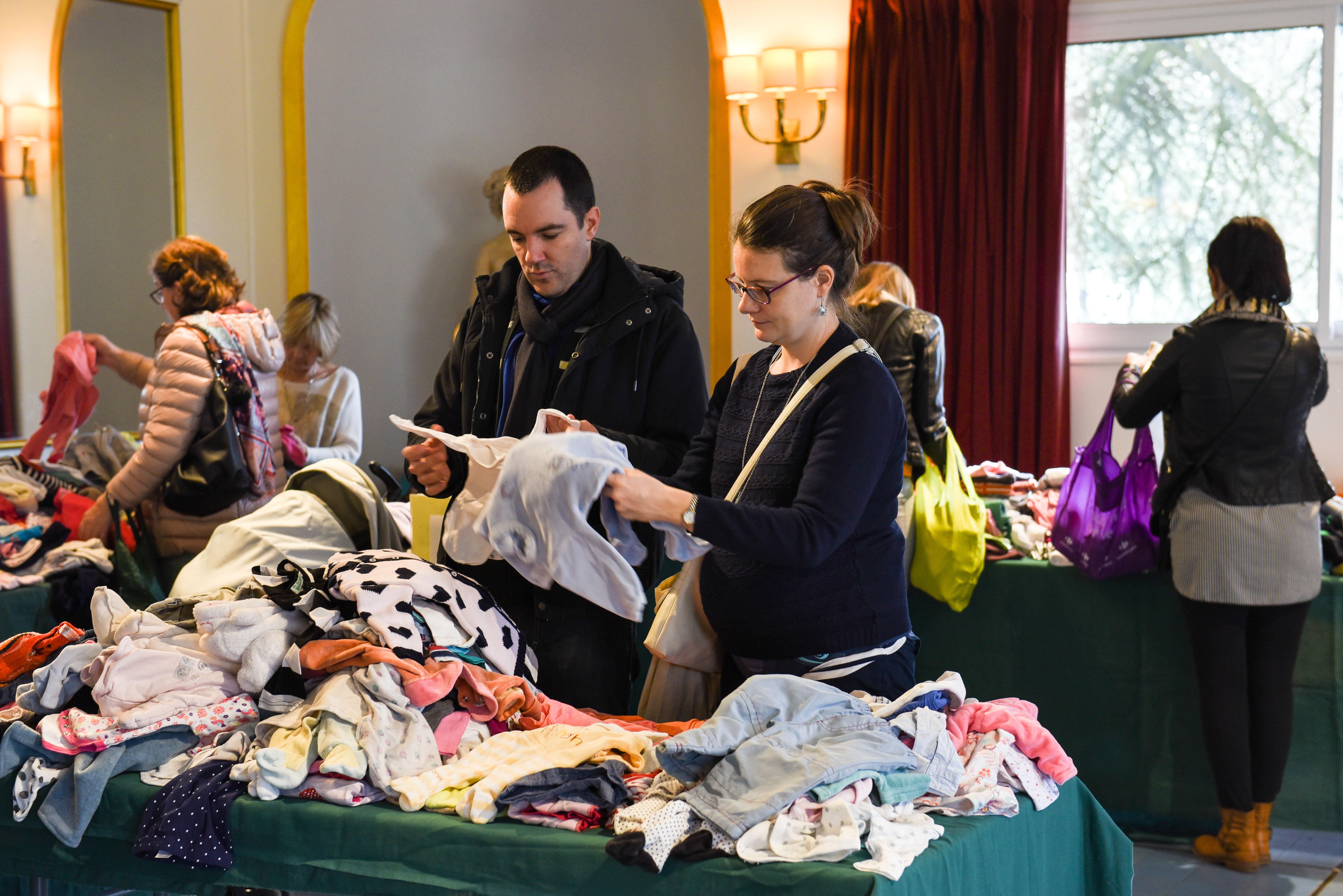Bourse aux vêtements : une nouvelle vie pour les habits !
