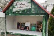 PROJET 9 : Boîtes à livres devant les écoles